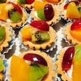 Mini galdéria da fruta Foto de Stock