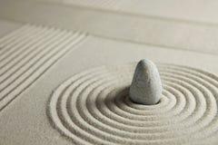 Mini giardino di zen immagini stock libere da diritti