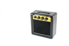 Mini gitara amplifikator Obraz Royalty Free