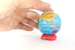 Mini glob Immagine Stock Libera da Diritti