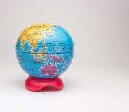 Mini globe de la terre de planète Image libre de droits