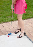 Mini-golf Stock Photos