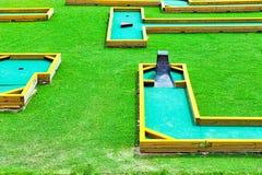 Mini-Golf Royalty Free Stock Image