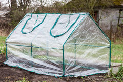 Mini Greenhouse stock fotografie