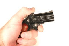 Mini Gun Royalty Free Stock Image
