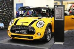 Mini hard top 2015 Immagine Stock