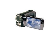 Mini HD video camera Stock Photos