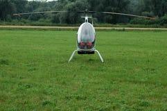 Mini helicóptero Foto de archivo