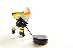 Mini hockey Royalty Free Stock Image