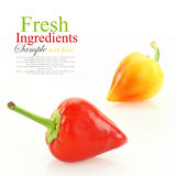 Mini Hot Chili Peppers Royalty Free Stock Photo