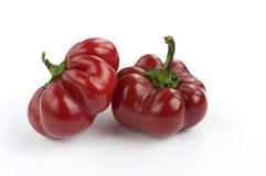 Mini hot peppers Royalty Free Stock Photo