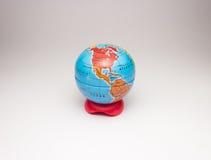 Mini imagens da terra do planeta do globo Fotografia de Stock