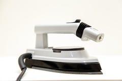 Mini Iron. Isolated on white Stock Image