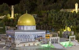 Mini Izrael Zdjęcia Royalty Free