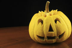 Mini jack o'lantern Royalty Free Stock Photography