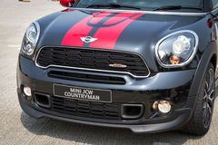 Mini JCW COUNTRYMAN 2013 Royalty Free Stock Image