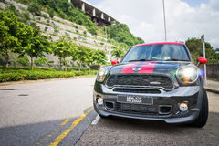 Mini JCW Paceman 2013 Model Royalty Free Stock Photo