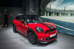 Mini John Cooper Works Stock Fotografie