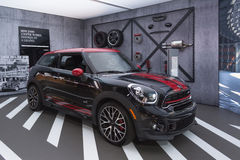 Mini John Cooper Works Royalty-vrije Stock Fotografie