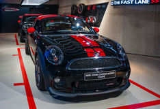 Mini John Cooper Works Coupe Royalty Free Stock Image