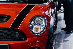 Mini John Cooper Works - Front Stock Photo