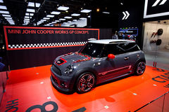 Mini John Cooper Works GP concept Stock Photography