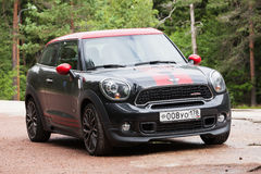 Mini John Cooper Works Paceman All 4 fotografia de stock