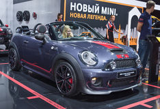 MINI John Cooper works Roadster Stock Image