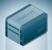 mini komputer osobisty Zdjęcia Stock