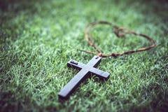 Mini krzyż fotografia royalty free