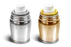 Mini lata de pulverizador Foto de Stock