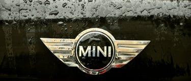Mini logo de tonnelier Photographie stock