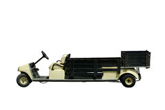 Mini lorry isolated Royalty Free Stock Images