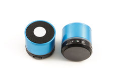 Mini loudspeaker gadget. Stock Images