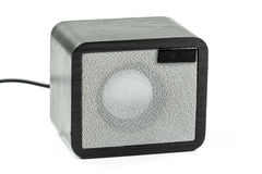 Mini Loudspeaker Royalty Free Stock Photo