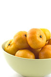 Mini mandarines Image libre de droits