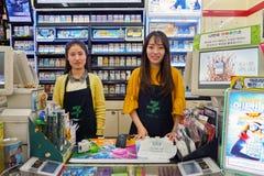 Mini-Markt 7-Eleven Lizenzfreies Stockbild