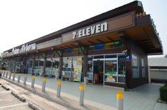 Mini-Markt 7-Eleven Lizenzfreies Stockfoto