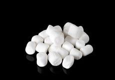 Mini marshmallows Stock Photography