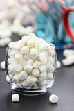 Mini Marshmallows Stock Photos