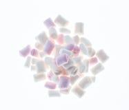 Mini marshmallows Royalty Free Stock Image