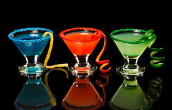 Mini Martinis Stock Images