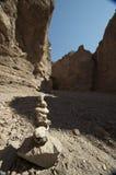 Mini massif de roche Image libre de droits