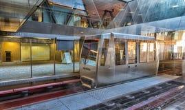 Mini Metro Perugia fotografia stock