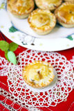 Mini mincemeat pies Royalty Free Stock Image