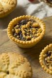 Mini Mincemeat Pies casalingo fotografia stock