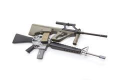 Mini model gun Stock Photography
