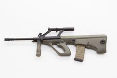 Mini model gun Royalty Free Stock Photography