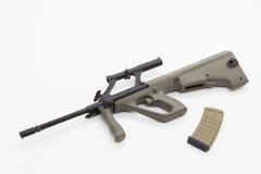 Mini model gun Stock Images