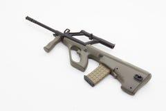 Mini model gun Royalty Free Stock Photo